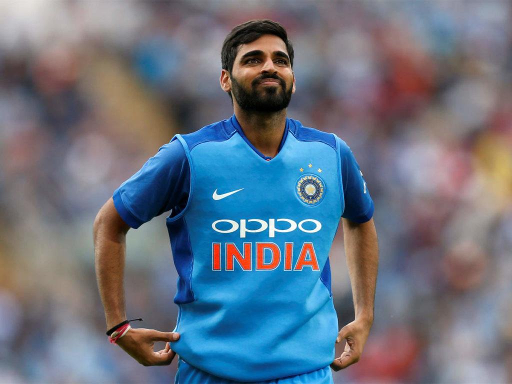 Bhuvi Team India