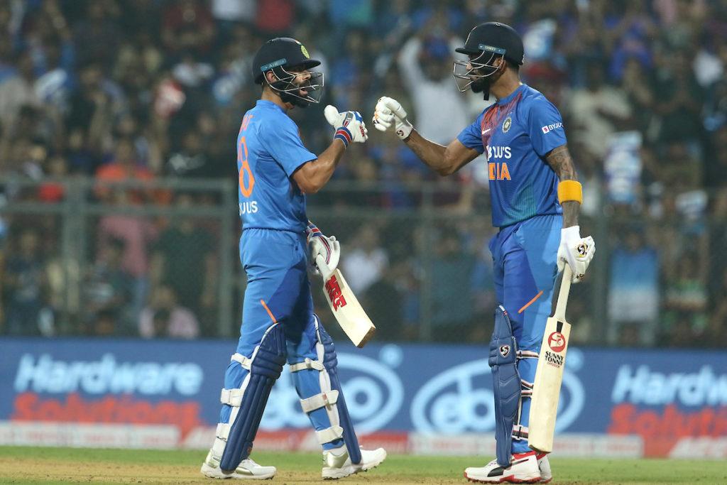 KL Rahul T20Is
