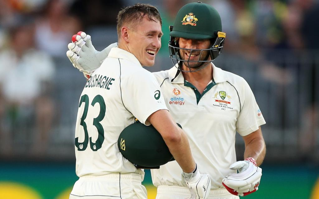 Marnus Labuschagne Test cricket