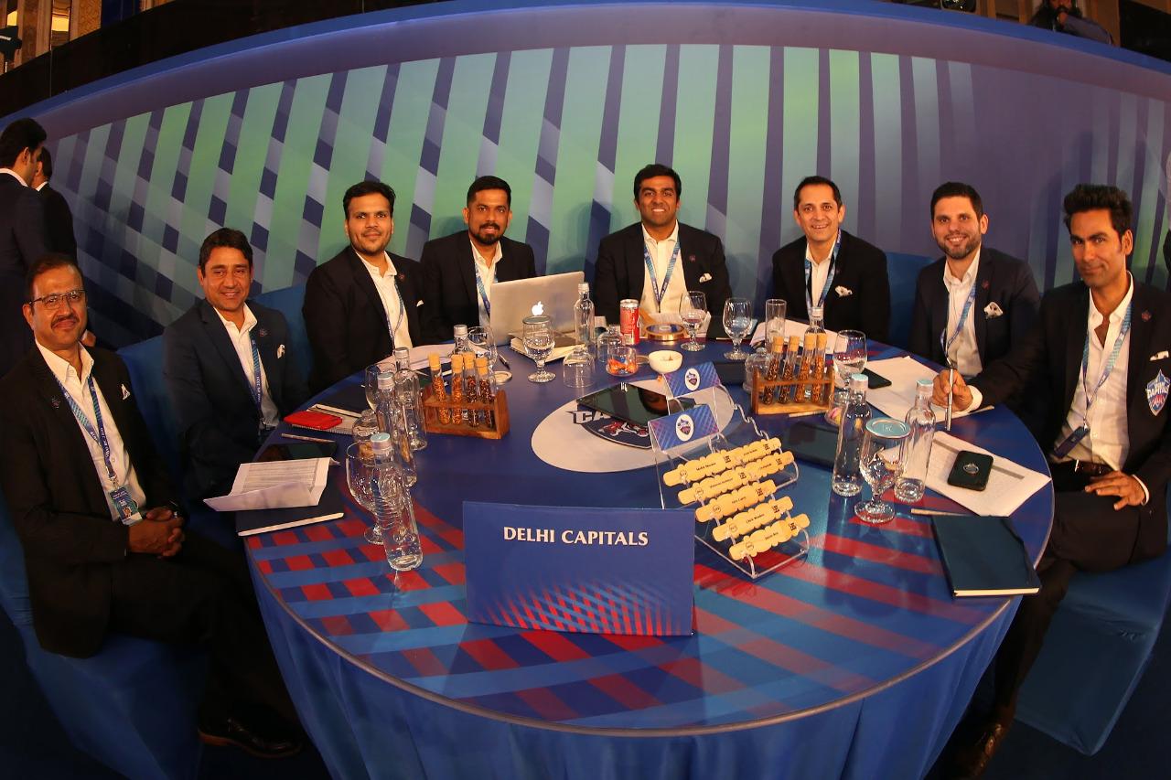 Delhi Capitals In IPL 2020
