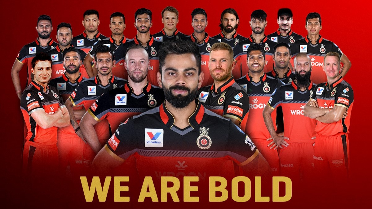 Royal Challengers Bangalore in IPL 2020