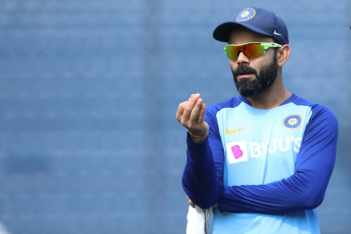 Kohli Team India