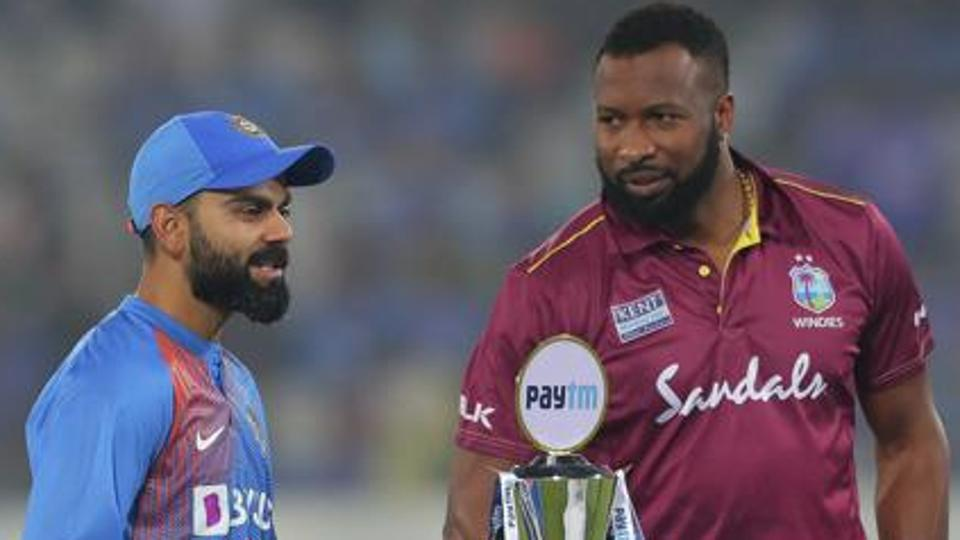 India vs West Indies 2019 ODI Series