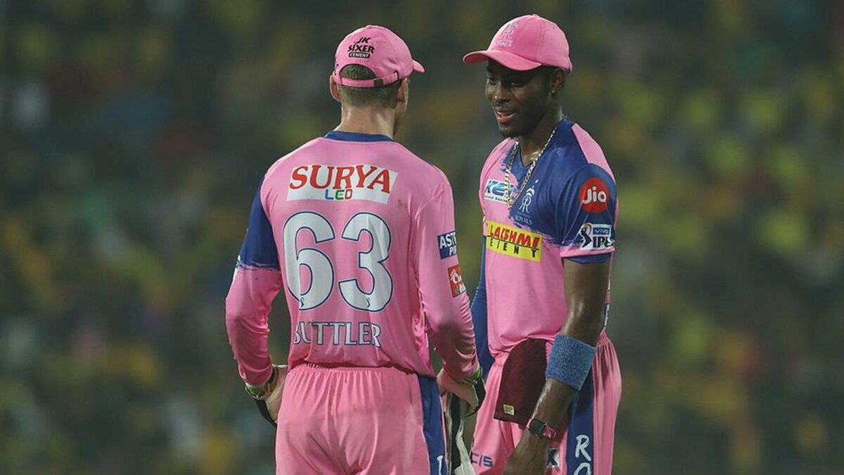 Rajasthan Royals in IPL 2020