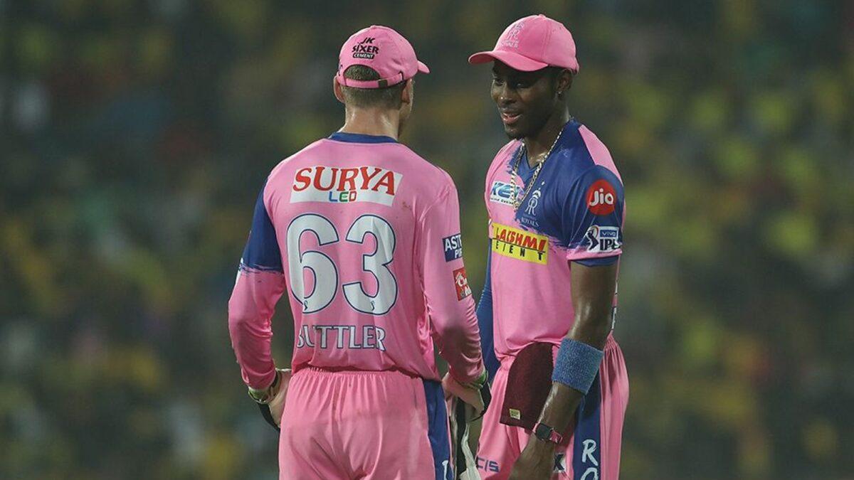 Rajasthan Royals in IPL 2020