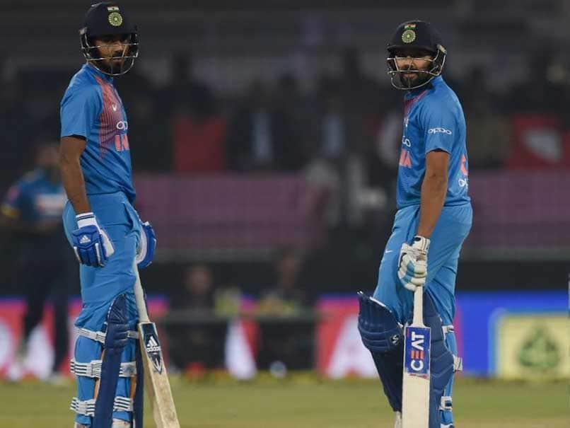Rohit and Rahul ODIs