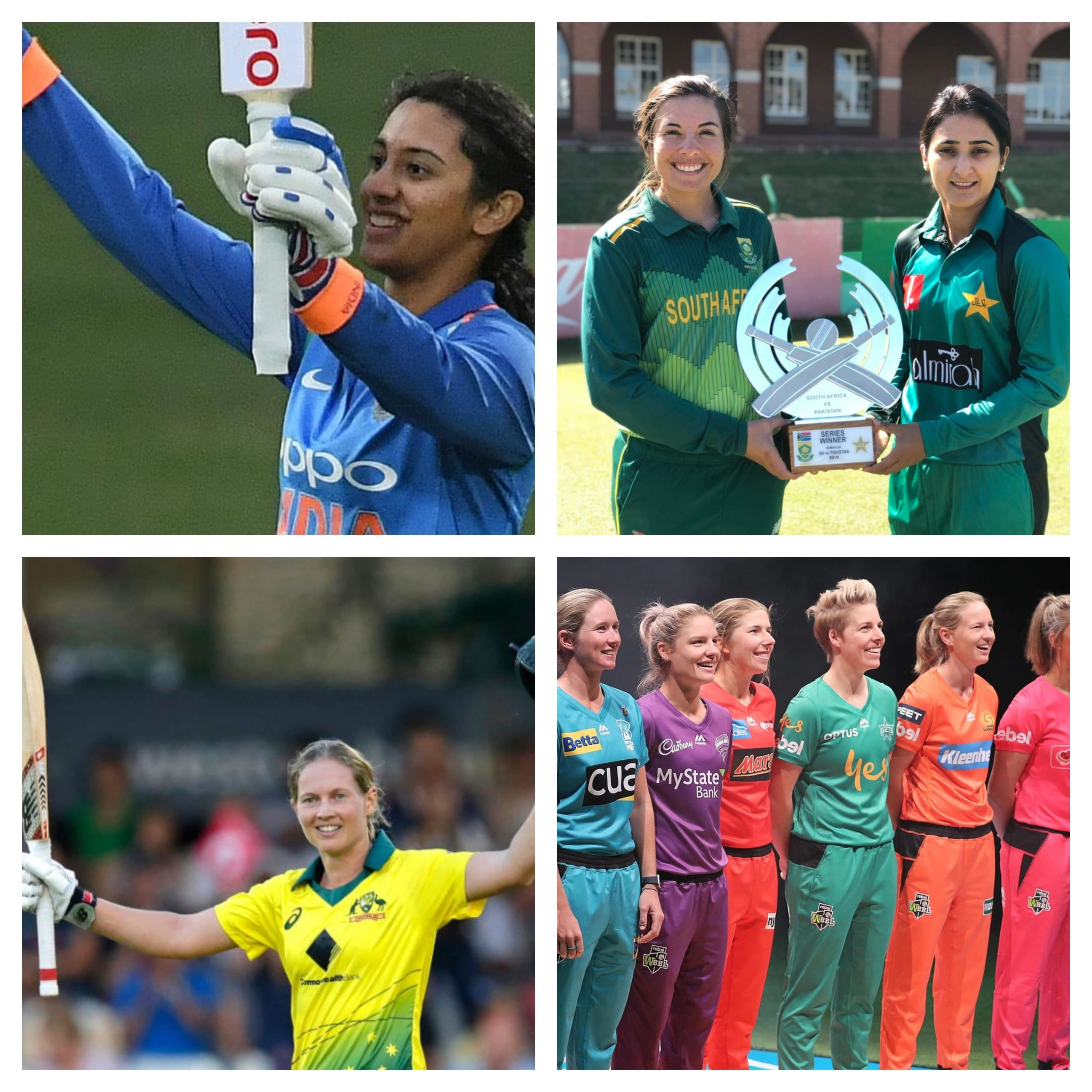 best moments for women's cricket in 2019