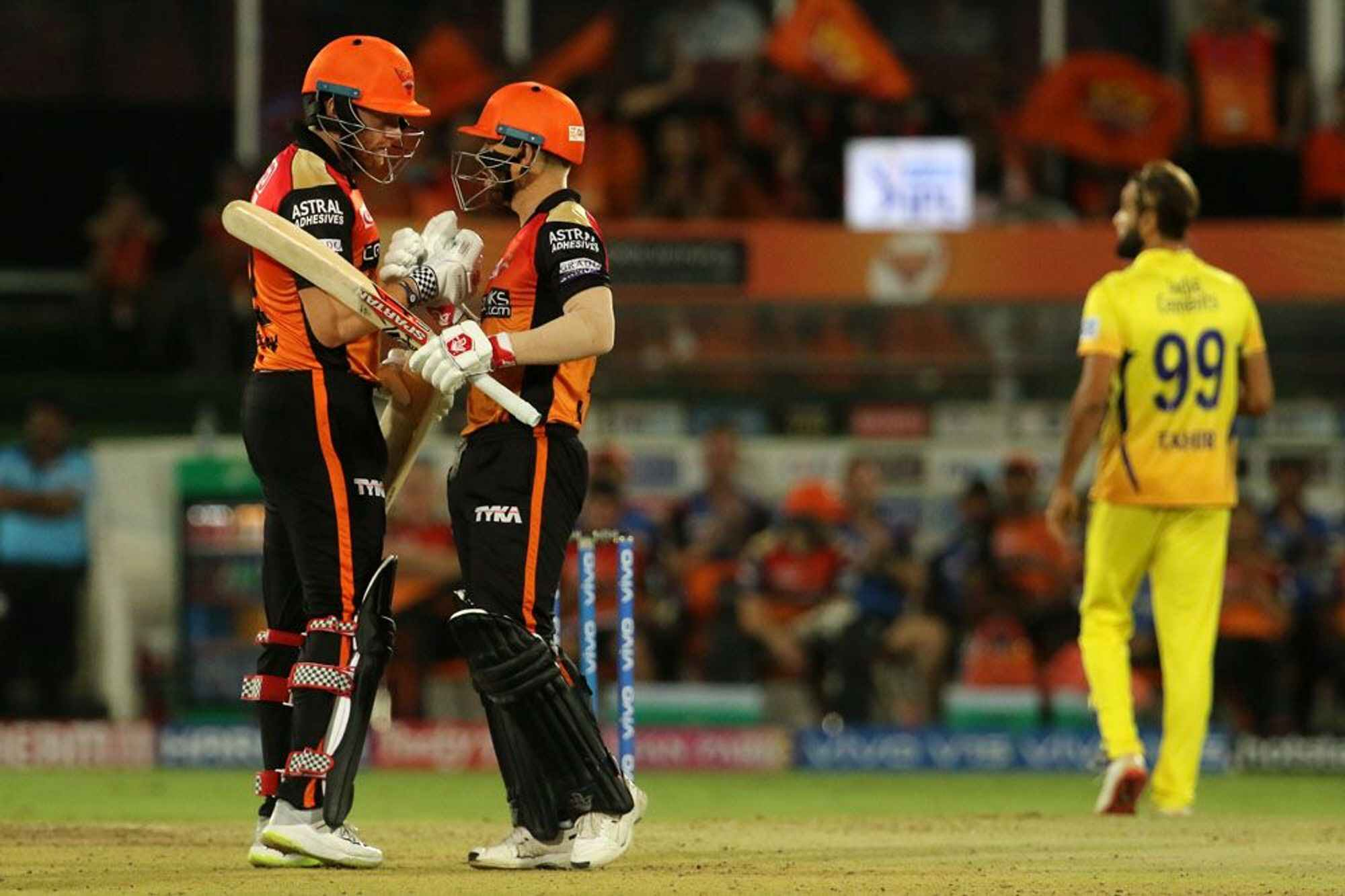 Sunrisers Hyderabad in IPL 2020