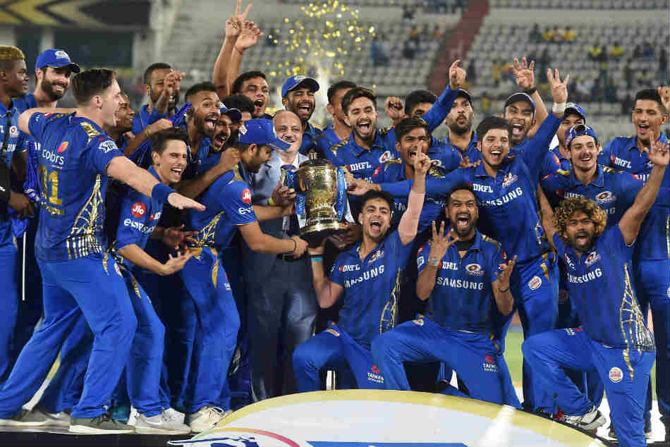 Mumbai Indians Team in IPL 2020