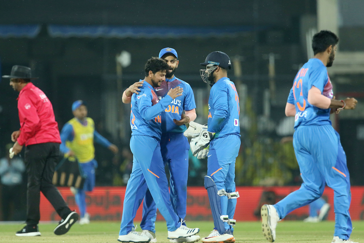 India vs Sri Lanka T20I Series