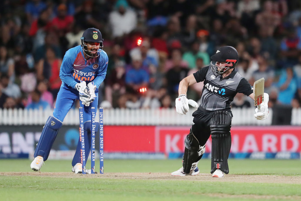 India vs Newzealand Super Over