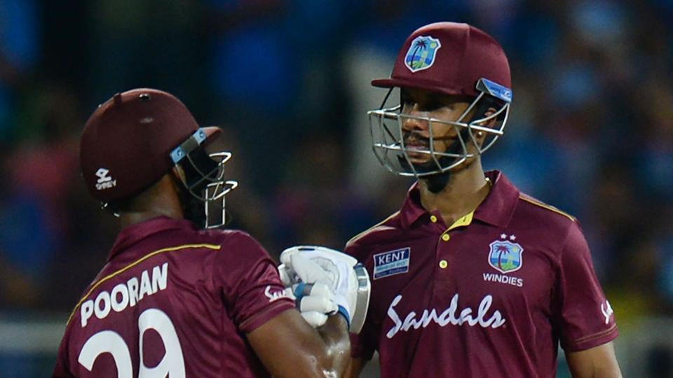 final T20 between West Indies and Ireland 2020