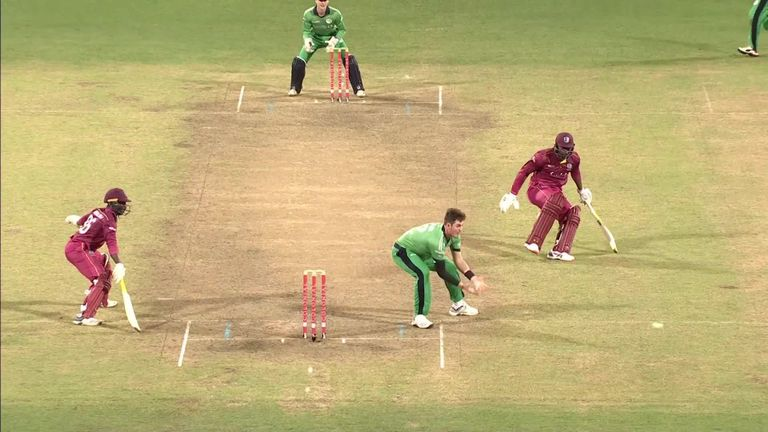 West Indies vs Ireland Series