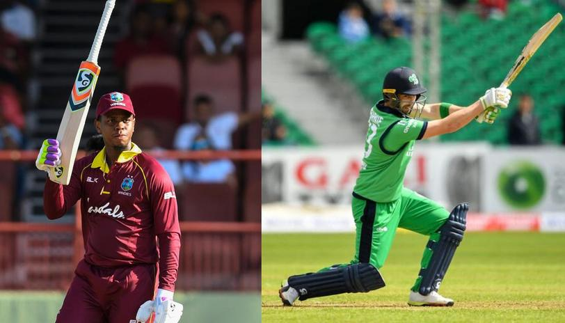 West Indies vs Ireland T20s