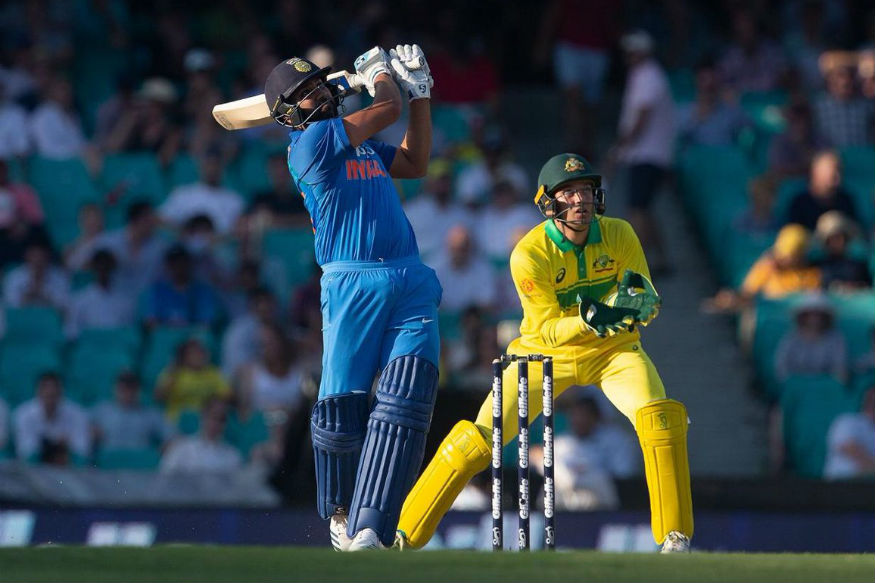 India vs Australia ODI Series