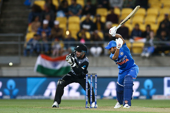 Manish Pandey T20is