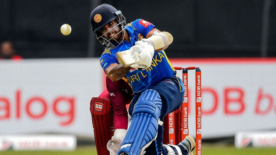 Sri Lanka versus West Indies 2nd ODI