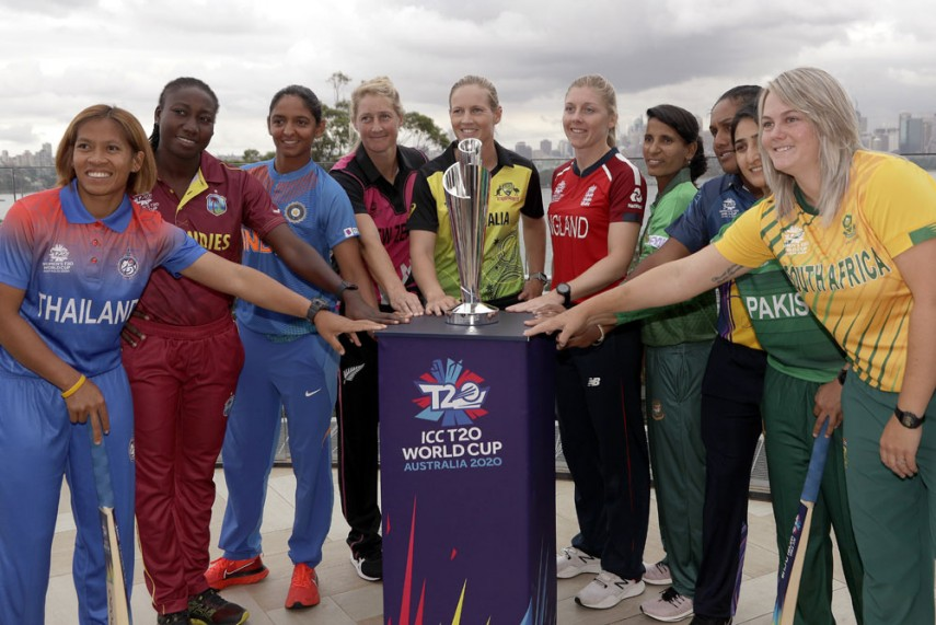 key players in Women's World T20 2020