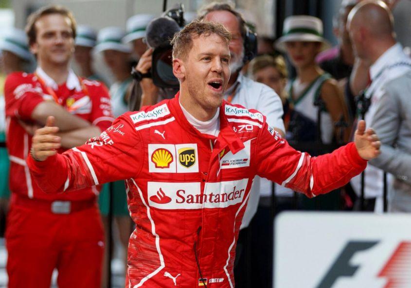Sebastian Vettel's future in F1