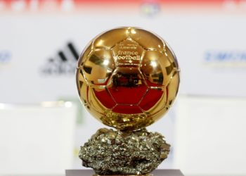 It will be interesting to see who gets his hand on the Ballon d'Or