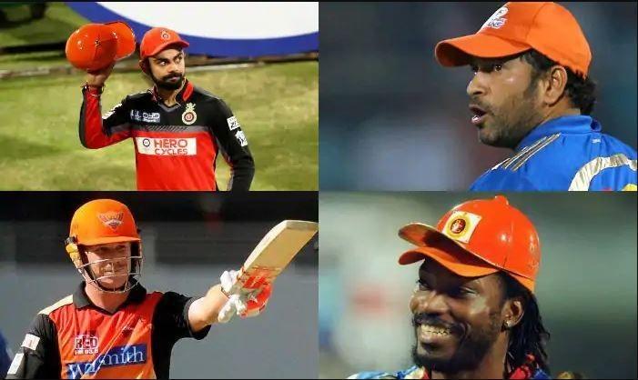 Every IPL Orange Cap winner