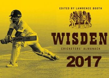 Five Wisden Cricketers of the Year