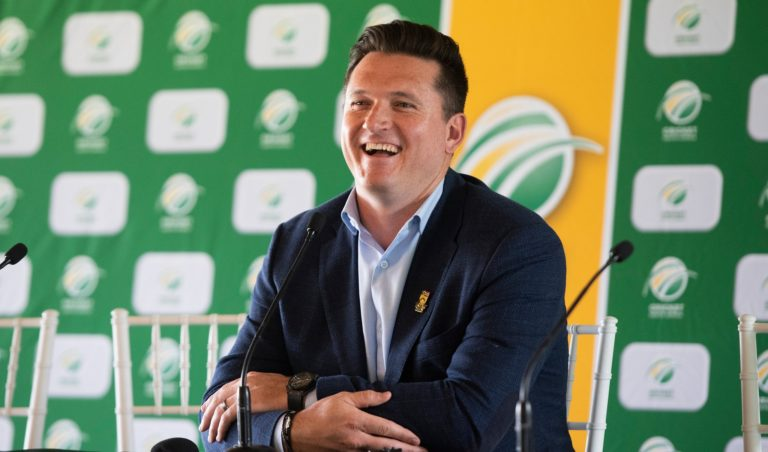 Graeme Smith Appointed Director of Cricket South Africa