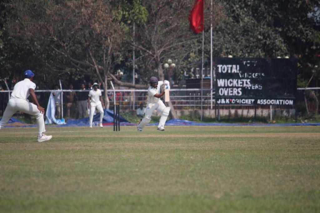 Jammu and Kashmir cricket team