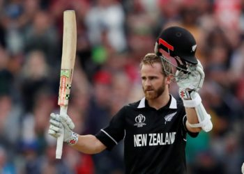 "Kane Williamson Named ""ODI Player of The Year"" By New Zealand Cricket"