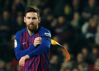 Lionel Messi's form this season has led to Barcelona's failure