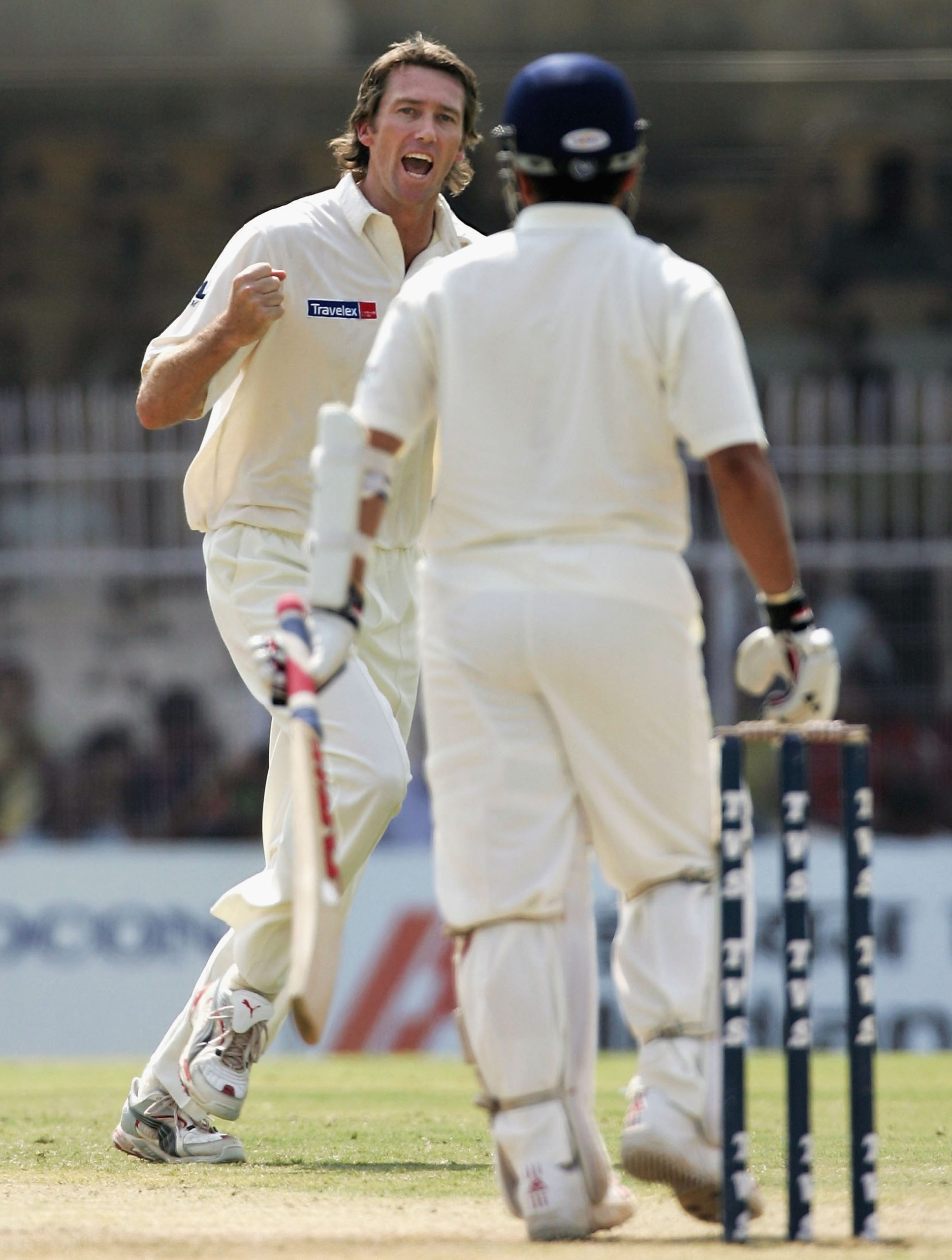 Sachin Tendulkar's Strategy To Counter Glen McGrath