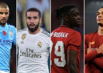 Top 5 Right-Backs In The World