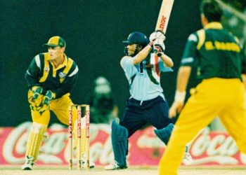 Desert Storm: When Sachin Tendulkar Illuminated Sharjah