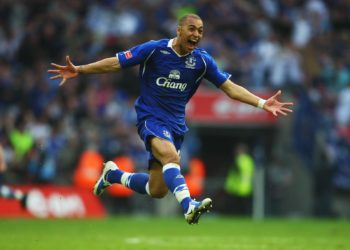 James Vaughan, the all time youngest goal scorer in the European Leagues