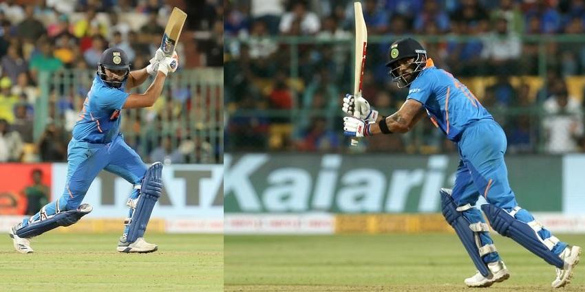 Virat Kohli or Rohit Sharma: Better ODI batsman 1
