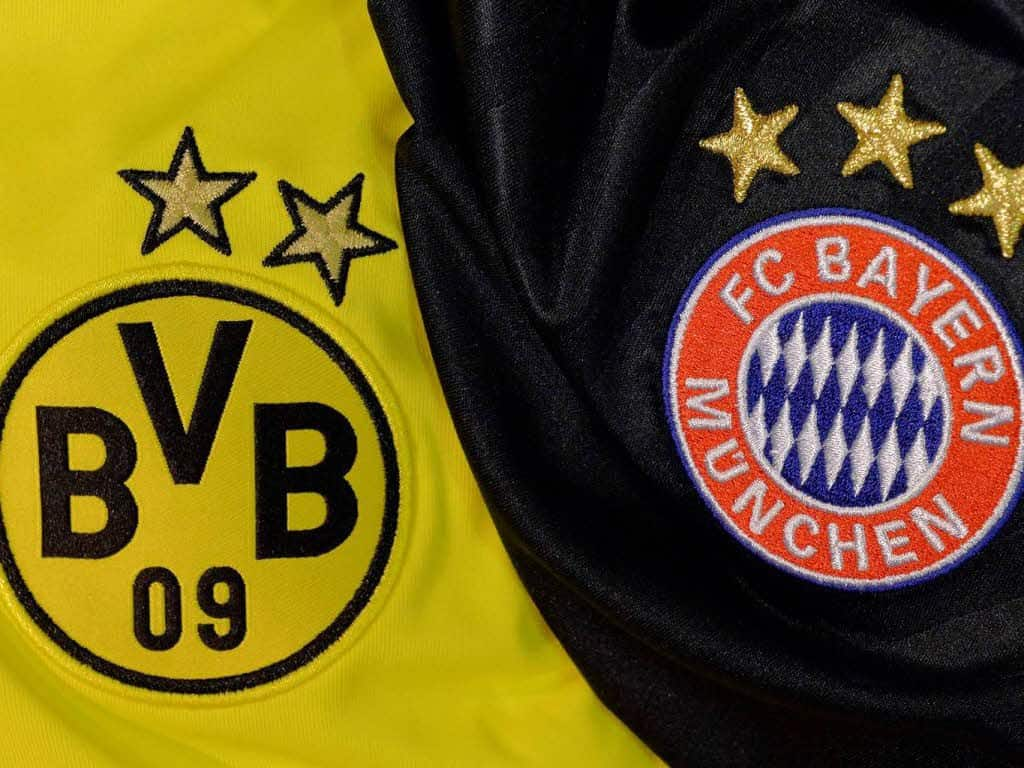 Borussia Dortmund Vs Bayern Munich Last 5 Meetings