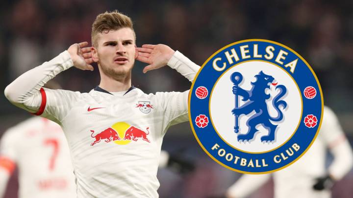 Timo Werner is close to joining Chelsea.