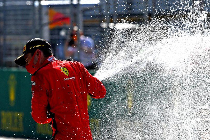 Valtteri Bottas after 2020 Austrian Grand Prix