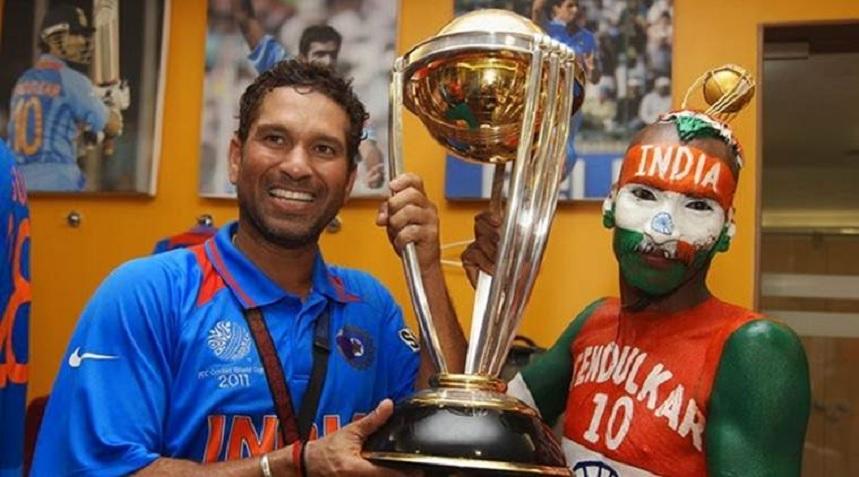 Cricket fans-Sudhir Gautam
