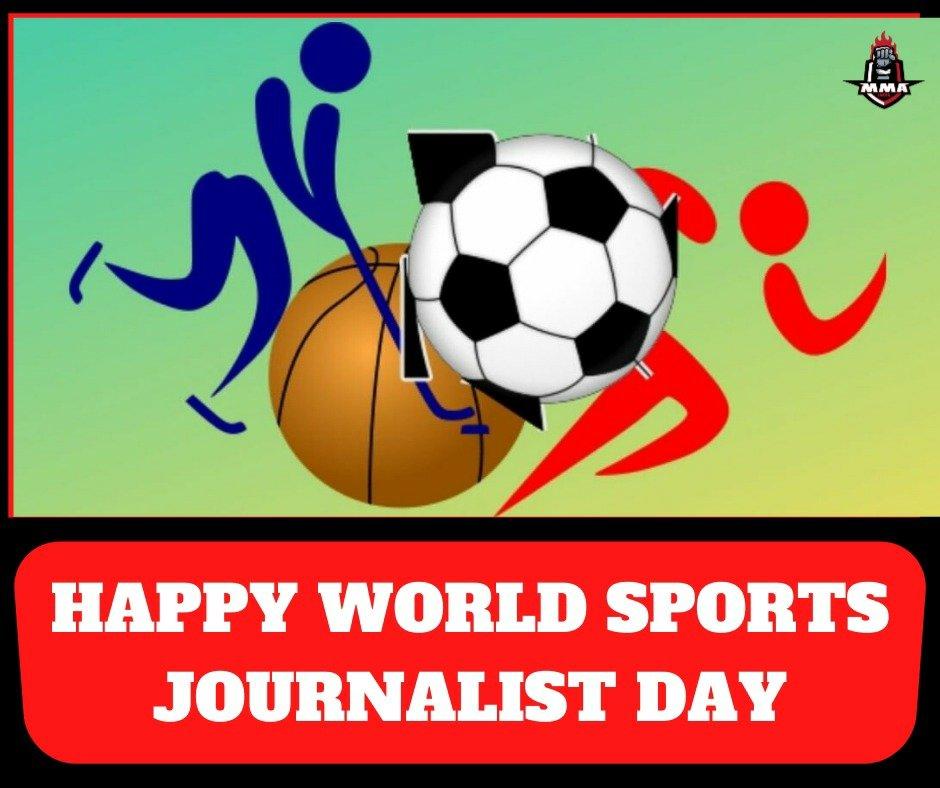 World Sports Journalist Day
