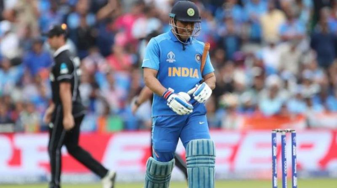 MS Dhoni World Cup