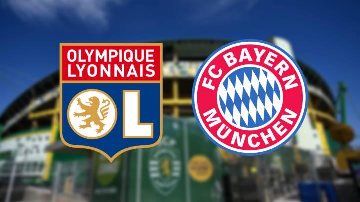 Lyon vs Bayern Munich