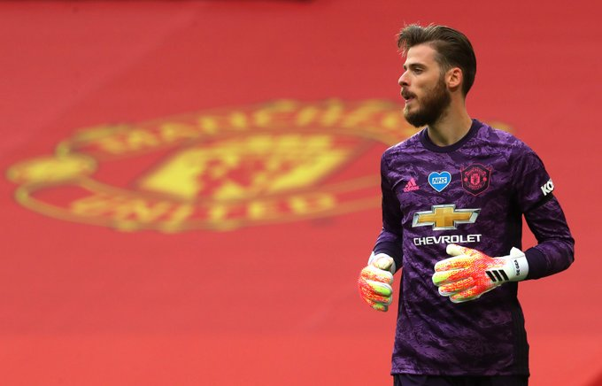 David de Gea has struggled for Manchester United in recent seasons