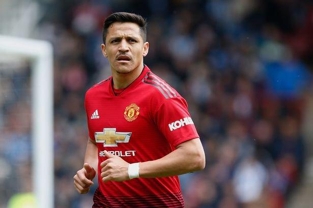 Manchester United flop Alexis Sanchez