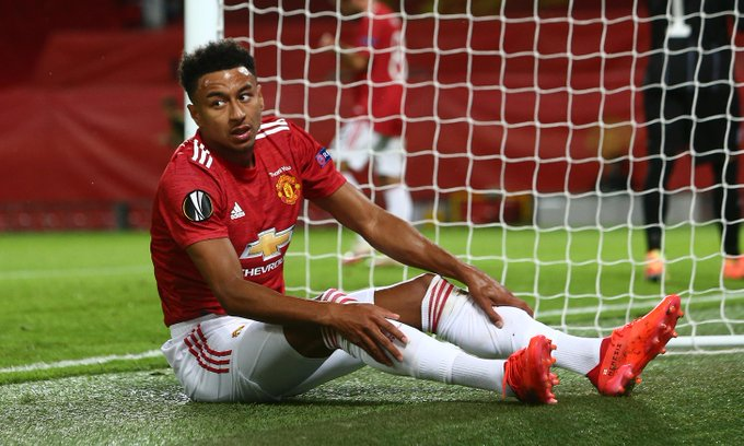Jesse Lingard is a life-long Manchester United fan