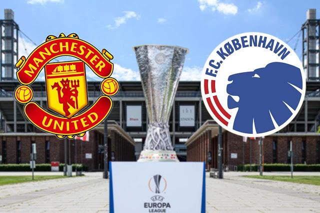 Manchester United vs FC Copenhagen Europa League quarter-finals