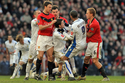 Top 3 Premier League Clashes Between Manchester United And Leeds United