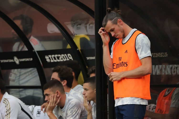Gareth Bale to leave Real Madrid?