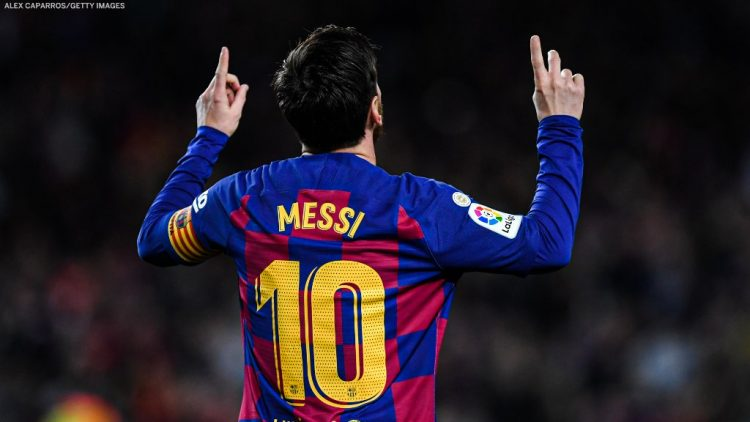 Lionel Messi is not leaving Barcelona