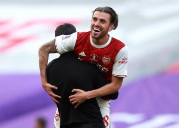 Dani Ceballos back at Arsenal